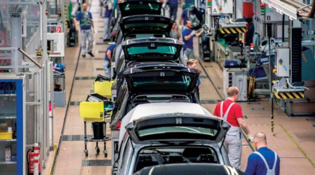 صناعة-السيارات-الألمانية