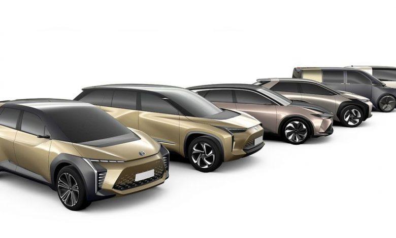 تويوتا تخطط بطرح سيارتين تعملان بالبطاريات إلى الولايات المتحدة هذا العام