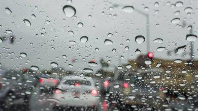 نصائح هامة للقيادة اثناء المطر او الشبورة