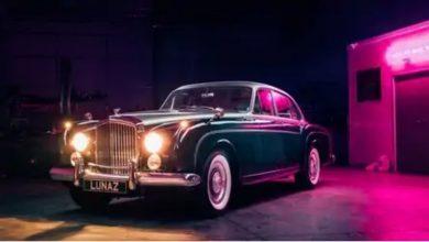 Lunaz حولت السيارات البريطانية الكلاسيكيه للعمل بالكهرباء