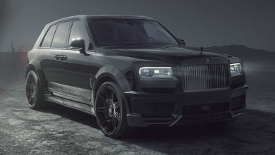 Rolls-Royce احتفظة بعلامة Black Badge لأفضل زخرفة في الطراز