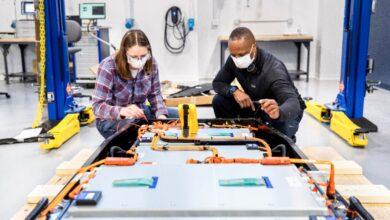 فورد تسرع وتيرة أبحاث وتطوير البطاريات