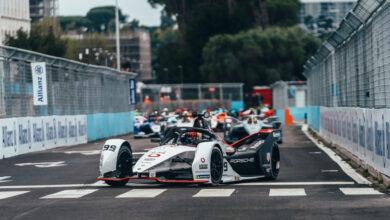 باسكال ويرلين يمنح بورشه أول تتويج فى سباقات فورمولا E لعام  2021