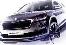 اليوم طرح 2021 سكودا Kodiaq Facelift ذات السبعة مقاعد في أوروبا....فيديو