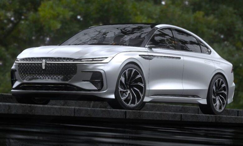 لينكولن تعيد اسم Zephyr التاريخي لسيارة جديدة مخصصة للسوق الصيني
