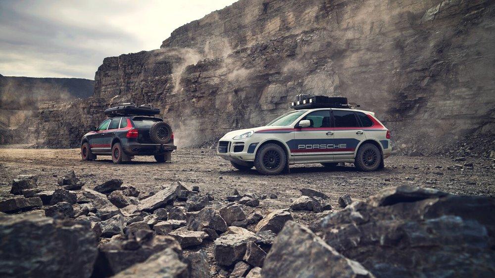 بورشه توسع برنامج تخصيص السيارات وتوفر إمكانية تصميم سيارات متفردة