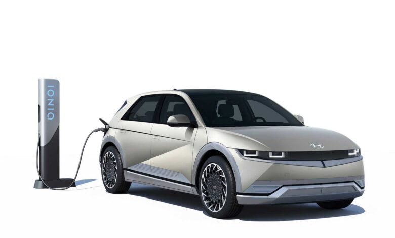 هيونداي Ioniq 5 الكهربائية تبدأ بسعر بأقل من 37000 جنيه إسترليني ببريطانيا