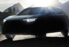 سوبارو تطلق أسم Solterra على سيارتها SUV الكهربائية الجديدة