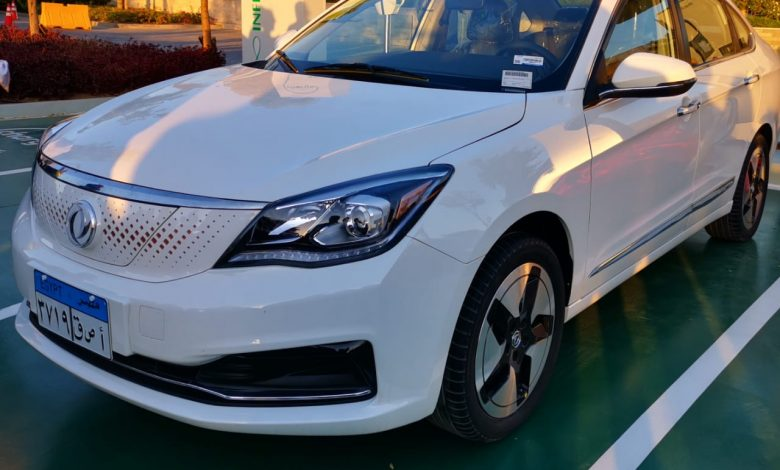 """بدء إنتاج السيارة الكهربائية """"نصرE70"""" منتصف 2022"""