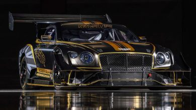 Bentley تكشف عن سيارة السباق لتحدّي بايكس بيك لعام 2021