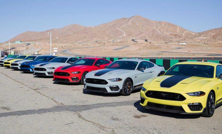 فورد تقدم خدمة مجانية لمشتري Mustang Mach 1 لغير الراضين في أستراليا