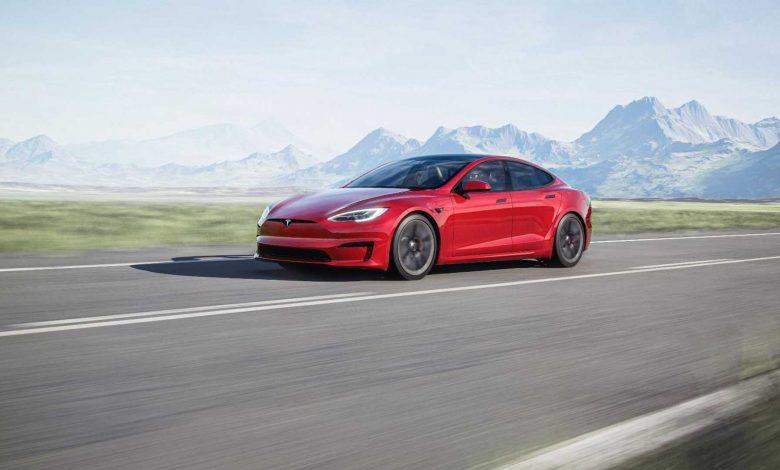 تسلا موديل S محطمت الأرقام القياسية في سرعة مسافة ربع ميل