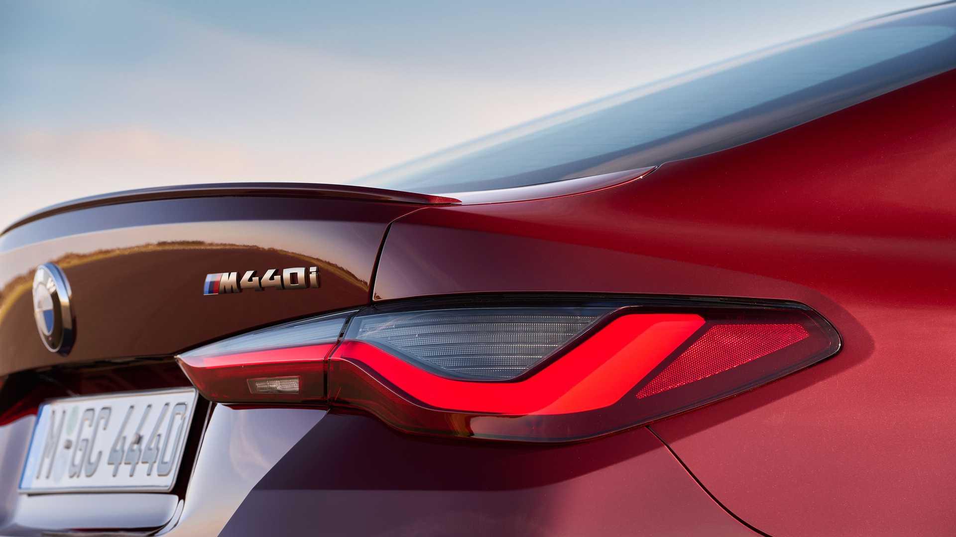 BMW تم الكشف عن سيارة 2022 BMW 4 Coupe بمساحة وأناقة أكبر