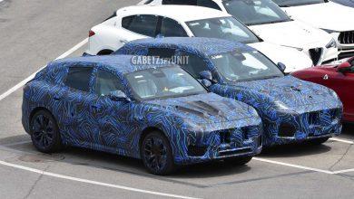 سيارة مازيراتي 2022 Grecale SUV تعود بأفضل صور حتى الآن