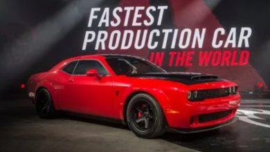 أسرع دودج على الإطلاق ستكون كهربائية لتتنافس مع Tesla Plaid