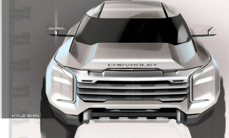 جنرال موتورز تنشر تصميم تخيلي للطرق الوعرة ذات الدفع الرباعي