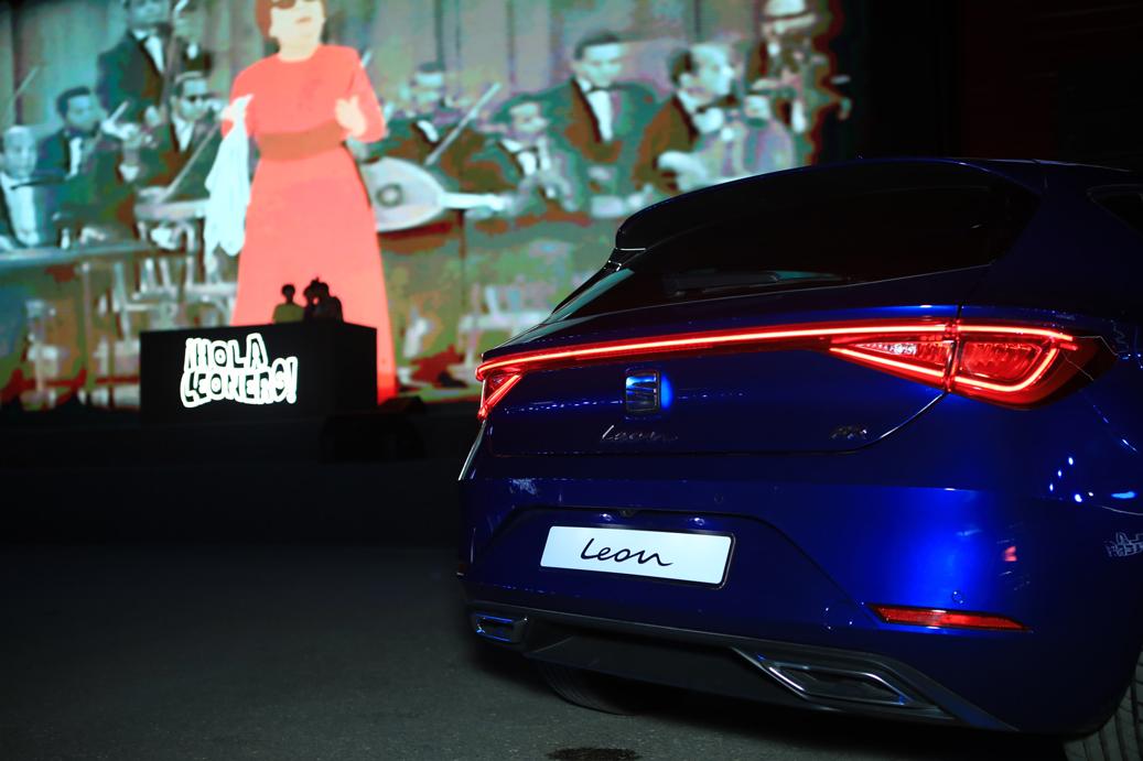 كيان إيجيبت تُطلق الجيل الرابع الجديد كليًّا من سيات ليون
