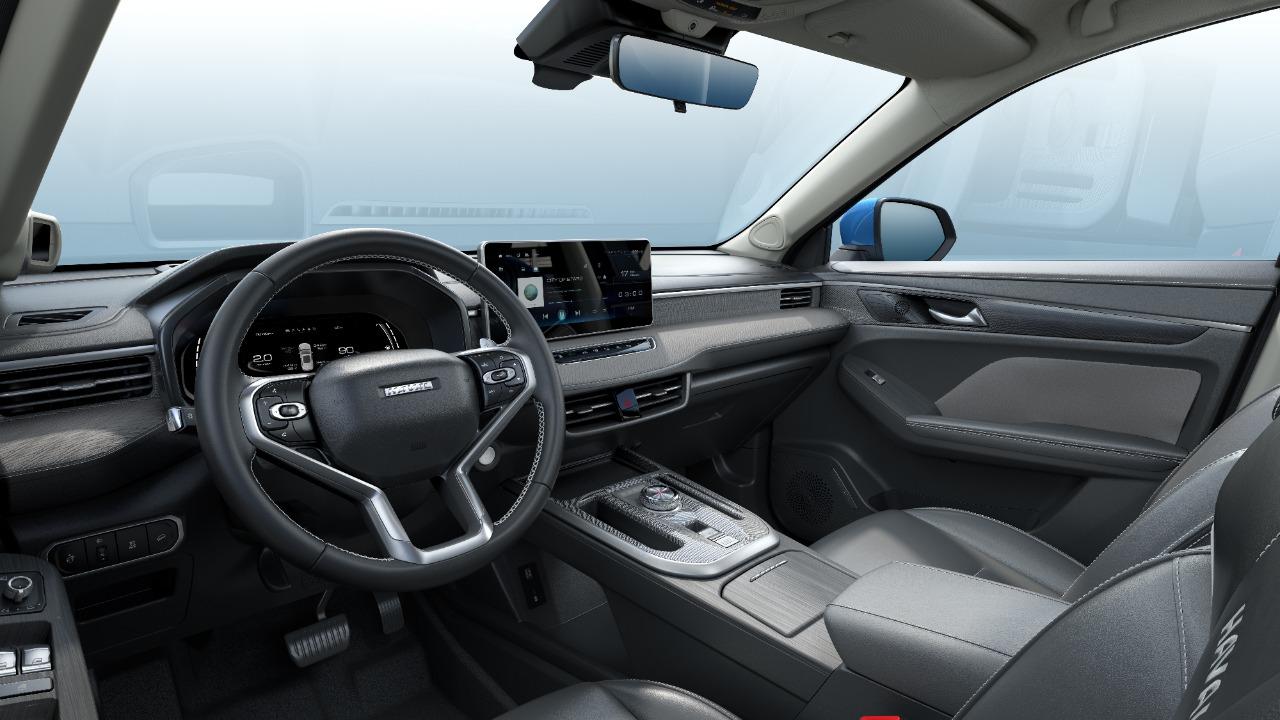 جي بي غبور أوتو تطلق سيارات هافال 2022 الرياضية متعددة الاستخدامات SUV