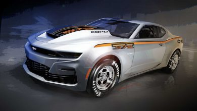 شيفروليه كوبو كامارو 2022 تحصل على محرك كبير بقوة V8 سعة 9.4 لتر