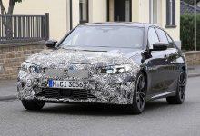 2022 BMW 3 تأتي في مظهر M340i مع إعداد جديدة للشاشة