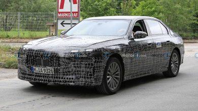 BMW 7 ستأتي بمحركات بنزين جديدة أو محدثة