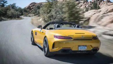 مرسيدس AMG Electric Roadster مازالت قيد النظر