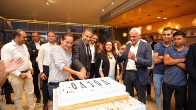 ڨولڨو العالمية تحتفل بمجموعة عز العرب لتحقيق طفرة فى المبيعات