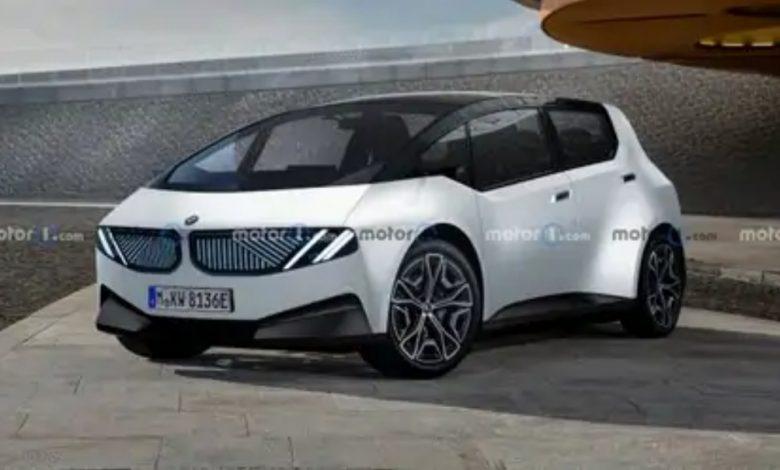 تتحول سيارة BMW i Vision Circular إلى الجيل التالي من i3 في عرض جديد
