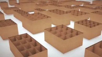 صندوق كرتون بسيط يوفر لمصنعي السيارات ملايين الدولارات سنويًا
